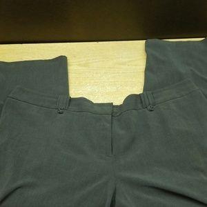 Ashley Stewart's side 26 gray slacks